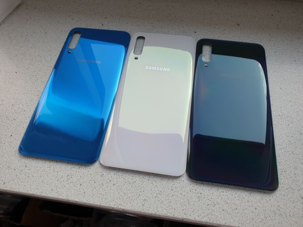 NOWE szkło tył tylne plecki obudowa Samsung Galaxy A50 holo
