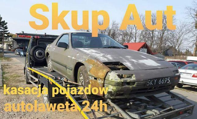 Skup Aut mazowieckie - solidna firma