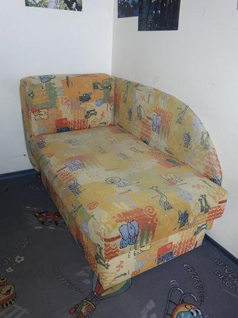Детский диванчик , в развернутом 1,95×0,77.