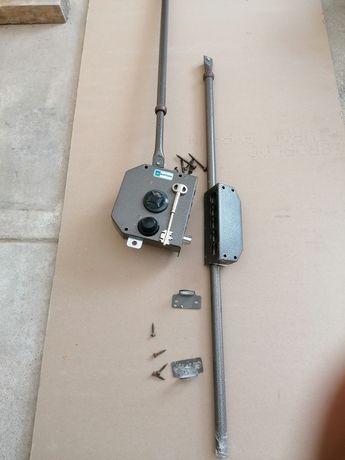 Fechadura de segurança com trancas
