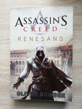 Książka assassin's creed renesans Oliver bowden