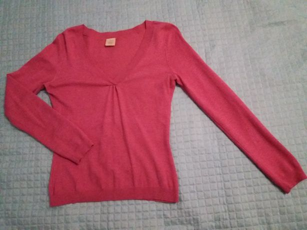 Różowa bluzeczka Camaieu
