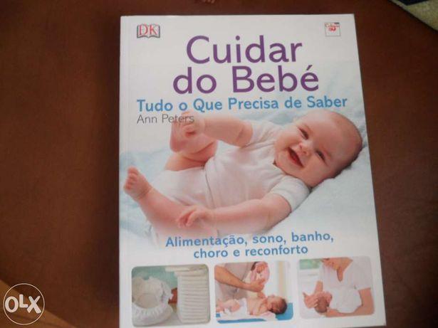 Como cuidar do seu bebe