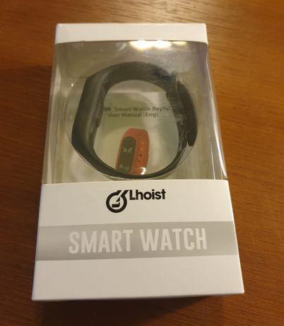 Zegarek czarny Smartch Watch Bluetooth 5599_ Lhoist.
