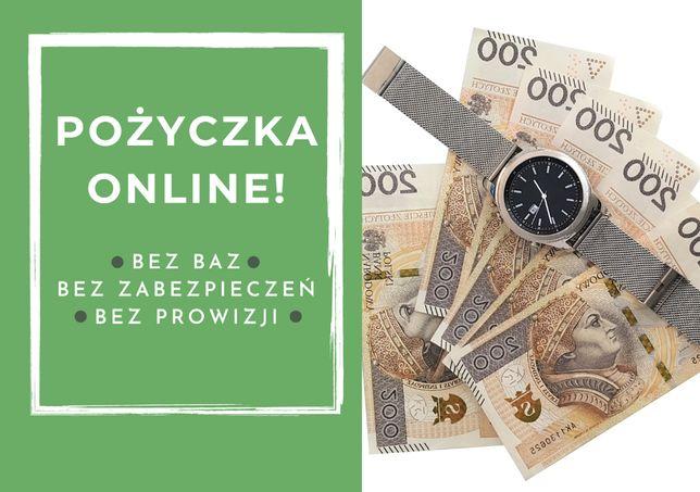 Pożyczka PRYWATNA - bez opłat! NIE SPRAWDZAMY baz!