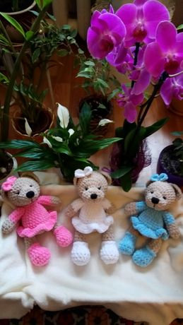 Милые мишки вашим малышкам