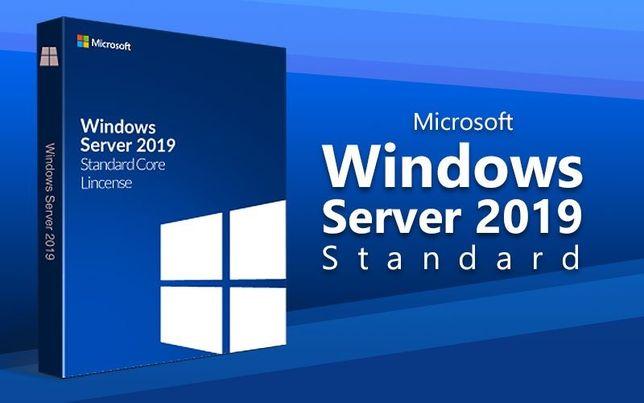 Лицензия Microsoft Windows Server 2019 Standard