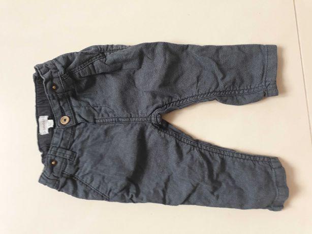 Eleganckie spodnie newbie 68