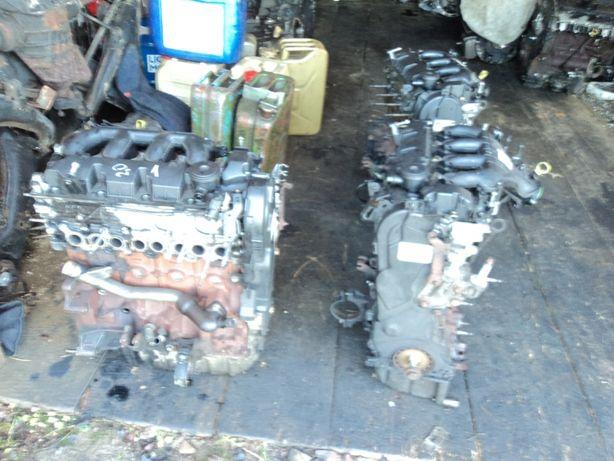 Форд Мондео 4 2.0д 7G9Q 6007 AA двигун двигатель кпп есть все запчасти