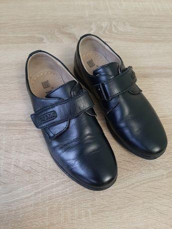 Туфлі черевики (шкіра)