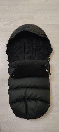 Комплект Сумка, рукавиці та Зимовий конверт на коляску