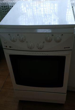 Комбинированная плита Gorenja