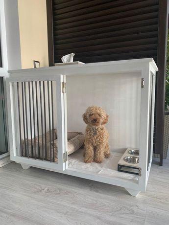 Клетка для собаки Будка для квартиры Вольер в дом