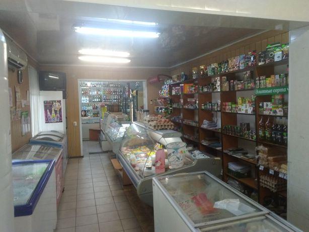 Продажа магазина в центре поселка