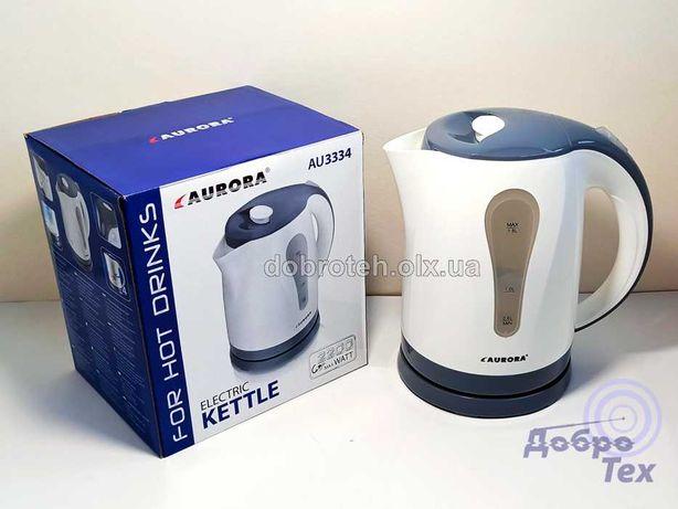 НОВЫЕ! AURORA AU3334 Электрочайник чайник электрический