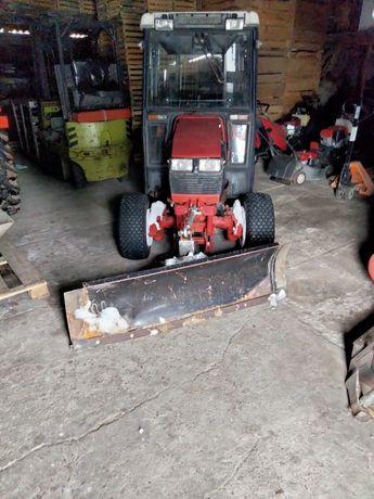 Pług lemiesz do odśnieżania do mini traktorka