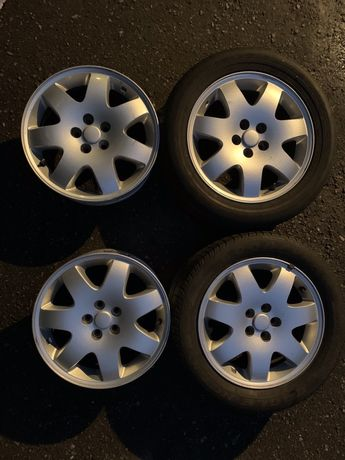 Титановые диски R16 Skoda Volkswagen