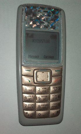 Телефон Nokia 1112 в хорошем состоянии