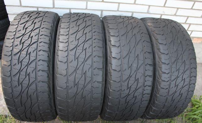 Летние шины, летняя резина 285/60/R18 Bridgestone Dueler A/T, 2017 год