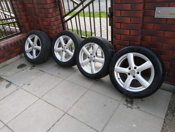 Felgi aluminiowe 17 cali 5x112 audi vw, seat, skoda
