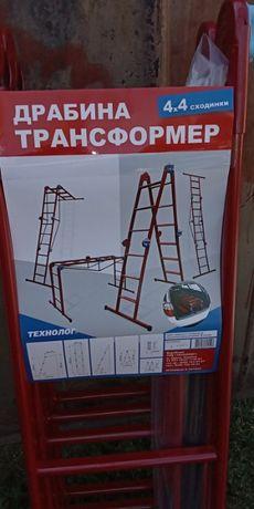 Аренда лестницы 4.8 м