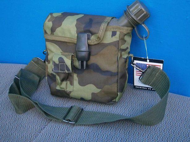 Фляга US bottle 1,89 л армійська американського типу.  MFH