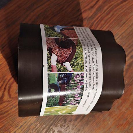 Obrzeże Trawnikowe Faliste 15cm 9m brązowe