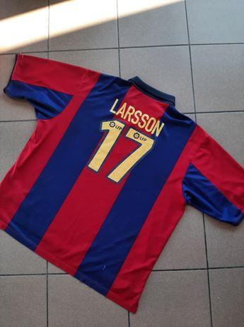 Koszulka piłkarska FC  Barcelona vintage Nike team