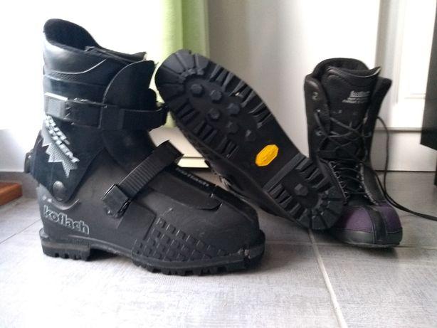Buty skitourowe firmy Koflach
