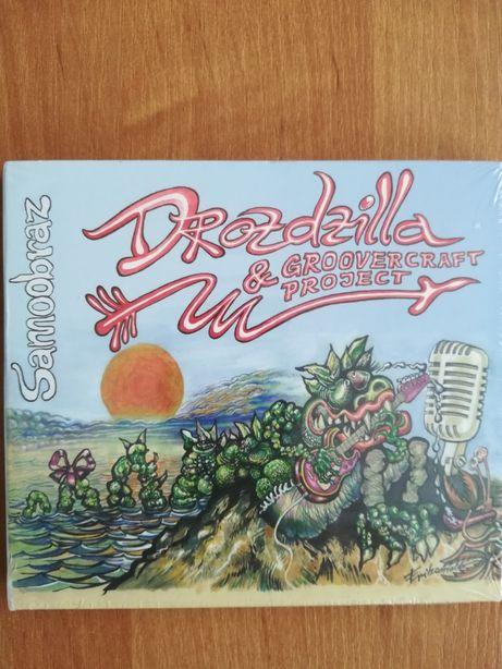 Ewelina Drożdżowska - Drożdzilla - Samoobraz - płyta cd