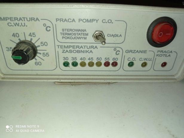 Sterownik kotnel, Nuova Ares-piec gazowy i pompa Immergas, Groundfos