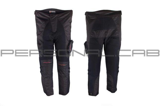 Мотоштани текстиль накладний карман size L