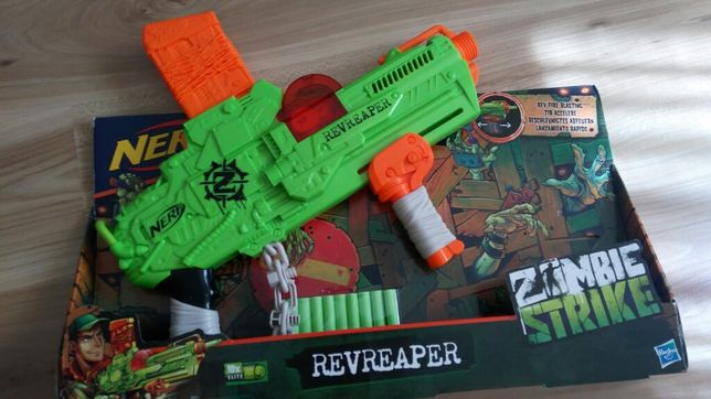 Игрушка Nerf revreaper, оружие, бластер, пистолет