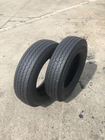 2 pneus 8R 17.5 usados