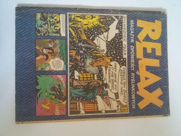 Relax #14 - mag komiksowy