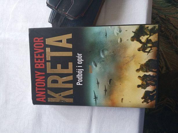 Unikat Antony Beevor Kreta Podbój i Opór ,tylko kilka sztuk w Polsce!