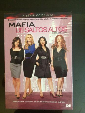 Serie Completa Mafia de Saltos Altos