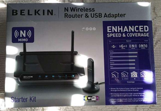 Router Wireless Belkin - Sem Fios