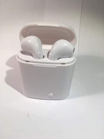 TWS i7s airpods apple bezprzewodowe