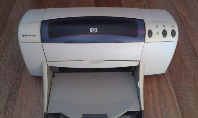 Принтер HP DeskJet 940c 600 руб.