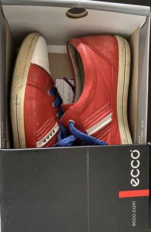 Skórzane oryginalne buty Ecco 38,5 Wwa