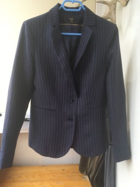 Французский льняной пиджак 123 paris премиум люкс бренд