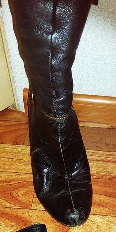 Жіночі осінні чоботи,сапожки