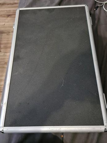 Walizka aluminiowa narzędziowa