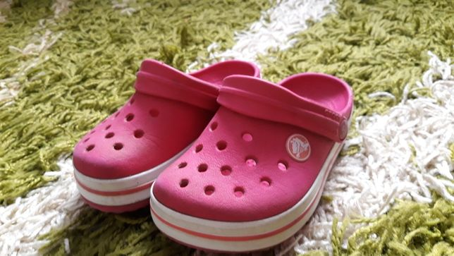 Crocs. Шльопки для дівчинки