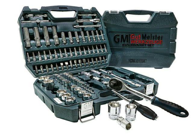 Набор инструментов Gut Maister 94 Новая премиум линейка от MANNESMANN