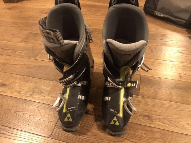 Buty narciarskie Fischer