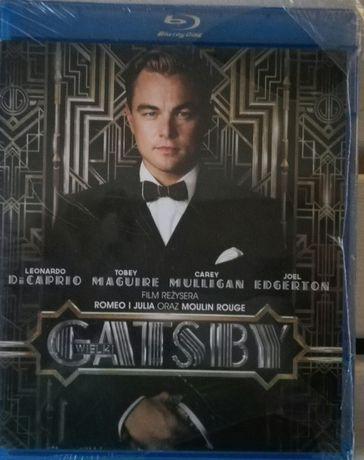 """Wielki Gatsby"" Blu-Ray lektor i napisy PL"