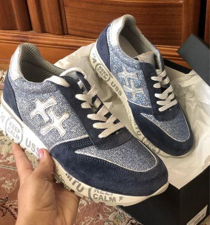 Итальянская обувь Premiata