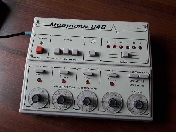 Миостимулятор Миоритм 040